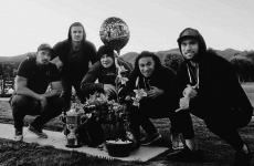 All Blacks bring World Cup to Jerry Collins' grave to mark his birthday