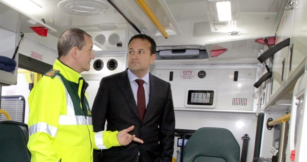 Health service scandals: Leo Varadkar faced some tough questions today