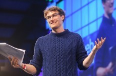 Paddy Cosgrave has told Dublin's last Web Summit how excited he is about Lisbon