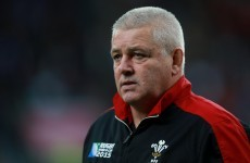 Warren Gatland to walk away from Wales job after next World Cup