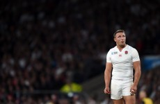 After a difficult World Cup, Sam Burgess is reportedly quitting rugby union