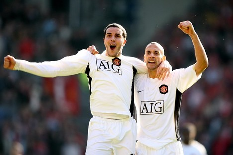 Ferdinand was full of praise for his former team-mate.