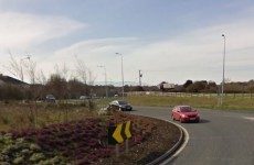 Man in his 70s found dead in car on Galway city roundabout