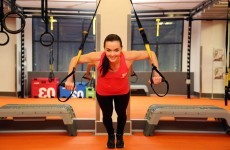 Looking for something new to do in the gym? Try this brutal TRX work-out