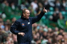 Former SPL manager tasked with turning Derry City's fortunes around