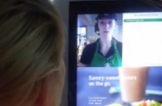 This Starbucks barista used sign language to help a drive-thru customer