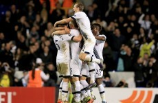 Mousa Dembele's late stunner seals the points for Tottenham