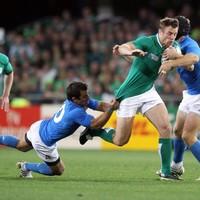 As it happened: Ireland v Italy