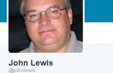 Here's why the man behind the @JohnLewis account is an internet treasure