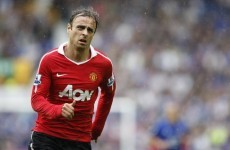 Fergie: I should have put Berbatov on the bench