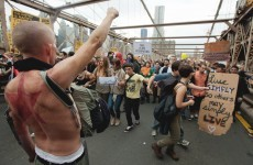 More than 700 protesters arrested in Brooklyn Bridge showdown