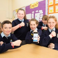 These eleven-year-olds have created a device that could help prevent bullying
