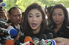 'We use the poor people' - Thailand's PM falls victim to Twitter hacker