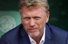 Sociedad defeat at Las Palmas puts Moyes on brink