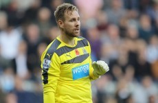 Ireland's Rob Elliot inspires Newcastle to unlikely victory