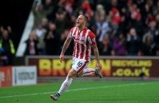 Another unwanted record for Mourinho as Stoke pile on misery