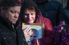 Noise heard in last second of doomed Russian plane's cockpit recording