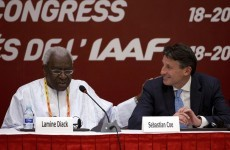 Coe 'shocked' by scandal as London 2012 medallists come under scrutiny