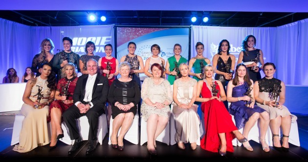 All the winners from last night's Camogie Allstars awards ceremony