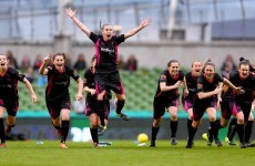 All the goals from this afternoon's thrilling Women's Cup final