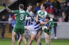 Basquel fires Ballyboden in to Leinster semis, Portlaoise survive against 14-man Sarsfields