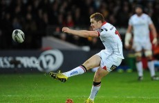 Ulster ride out two yellow cards against Dragons to end away woes