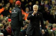 Jurgen Klopp suffers first Liverpool defeat after Crystal Palace stun Anfield again