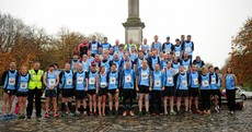 Group of 65 Gardai take part in Remembrance Run for two of their fallen colleagues