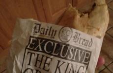 The King Creole from KCs in Cork is Ireland's best kept chipper secret