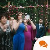 This photographer has caused a social media storm for telling wedding guests to leave their phones at home