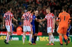 Ryan Shawcross responds brilliantly to Diego Costa's BO jibe