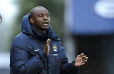 Patrick Vieira leaves Man City to go and manage Lampard and Pirlo in the Big Apple