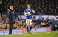 'He is a great manager. I've seen that first hand' - Seamus Coleman reacts to Moyes' sacking