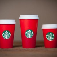 Here's why people are NOT happy with Starbucks' new red cup design