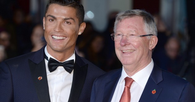 Ronaldo opens up about family life as stars turn out for film premiere