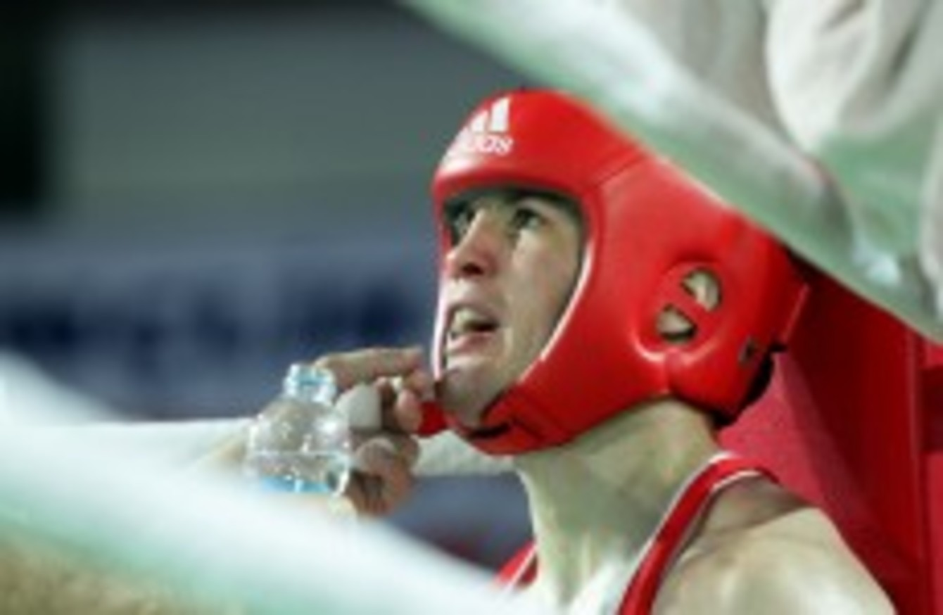 However, Paddy Barnes and Ken Egan both suffered surprising reversals at  the World Amateur Boxing Championships today.