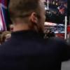 "Wayne Rooney slapped a 6'7"" wrestler on WWE Raw last night"