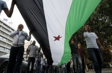 National council launched in Syria