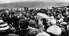 66-year-old former British soldier arrested over Bloody Sunday shootings