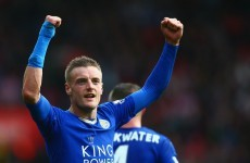 Vardy on Real Madrid rumours - 'It's all speculation'