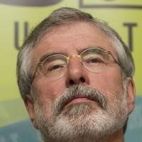 Gerry Adams says others are just jealous of Sinn Féin's $500-a-plate New York dinner