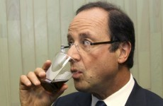 Red wine has caused a meeting between the leaders of France and Iran to be cancelled