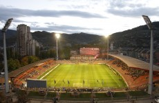 Why are Ireland playing in little old Zenica?