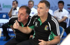 'I should have been a brain surgeon but I didn't have time to study' - Billy Walsh