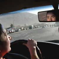 Concerned about immorality, some men are going out of their way to stop female drivers