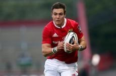 Munster's Van Den Heever cited for alleged dangerous tackle