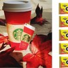 So, just how many calories are in Starbucks' new Christmas drinks?