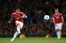 'Sitting on the bench is not something I'm used to': Memphis admits to 'setback' at United
