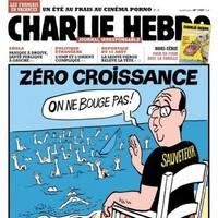 Man jailed for threatening shop selling Charlie Hebdo magazine