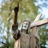 Priest who smashed statue in church blames stress and fatigue